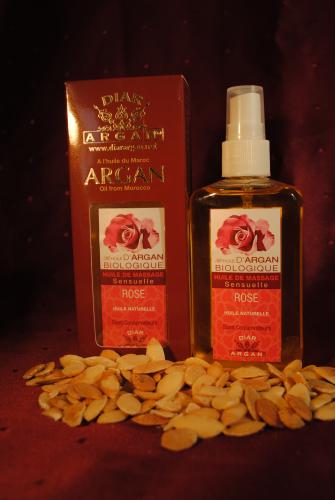 massage huile d argan