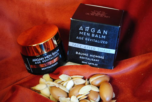 Crème d'Argan Men Balm, für den Mann, After shave
